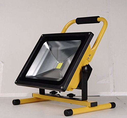 Battery Powered Portable Led Flood Lights - 7
