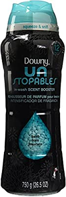 Downy Unstopables Fresh In-Wash Scent Booster Fabric Enhancer