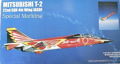 Amazon | 1/48 三菱 T-2 第4航空団第22飛行隊 閉隊記念塗装機 ...