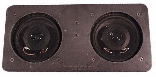 1967-68 Impala Dual-Dash Stereo Speaker, No AC IMPALA BOBS