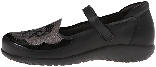 Motu Black Naot Shoes Leather Womens 5w00Cqv