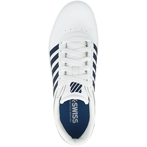 White Swiss Cheswick Sneakers 109 Court Men Navy Low K White Top 0qdPnxY