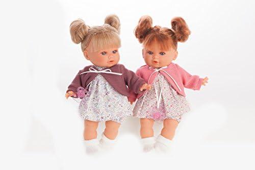 Antonio Juan aj1333 – Dato coletas muñeca Realista, Flores