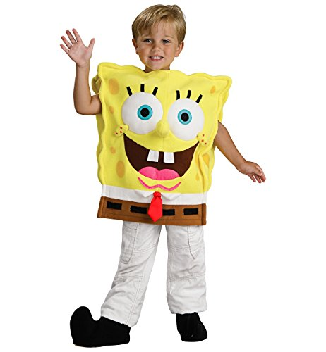 Child's Spongebob Squarepants Costume, Small for $<!--$31.00-->