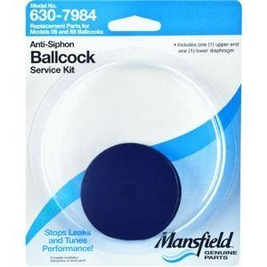Mansfield Plumbing #7984 Ballcock Service Pack