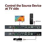 AV Access HDMI 2.0 KVM HDBaesT Extender PoH