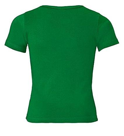 gr/ün Lizenziertes Originaldesign Logoshirt Der Kleine Maulwurf T-Shirt Kinder