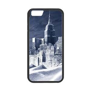 iphone6 plus 5.5 inch Phone Case Black Tomorrow YYN6782861