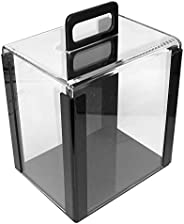 Trademark Poker 1000-Chip Capacity Carrier Chip, Clear