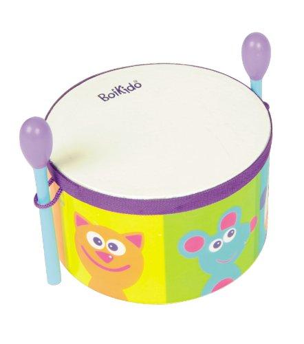Boikido Wooden My First Drum, Baby & Kids Zone
