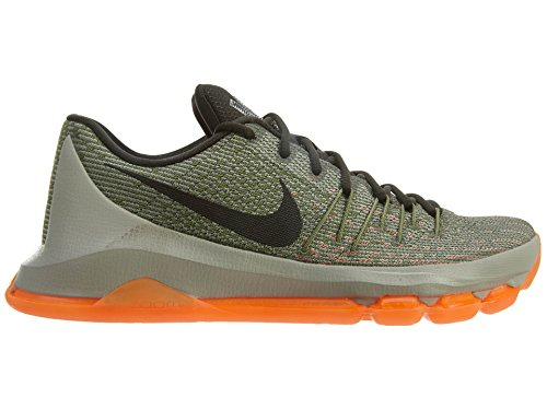 Nike Youth KD 8 Basketballschuh Lnr Grau / Sq-allgtr-hell Ctrs