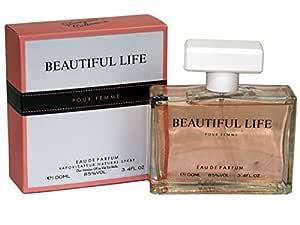 Amazon.com : Beautiful Life La Vie Est Belle Women Perfume ...