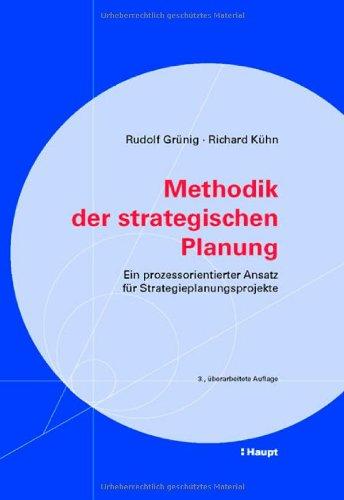 Methodik der strategischen Planung