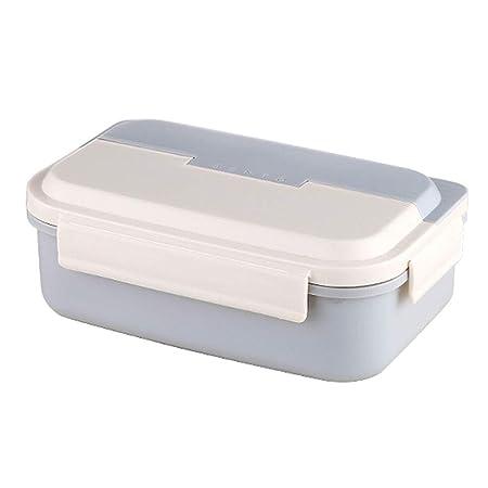 JIAYIBAO Bento Box Estudiante De Gran Capacidad De Acero ...