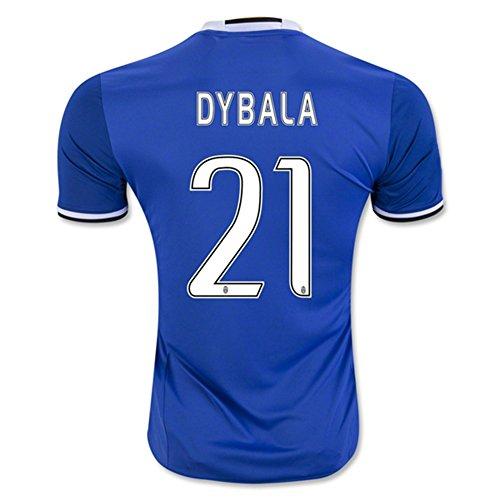 04f45af6a 85%OFF 2016 2017 Juventus FC Trikot 21 Paulo Dybala Away Football Soccer  Jersey Kit