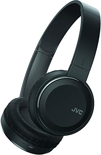 JVC Wireless Lightweight Flat Foldable On Ear Bluetooth Wireless Headband with Mic
