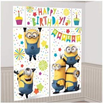 Amazon.com: Paquete de decoración de fiesta de cumpleaños de ...