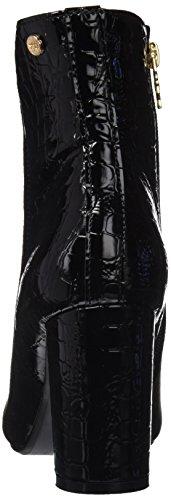 030459 Schwarz Black XTI Black Schwarz Damen Stiefeletten HqxwRg