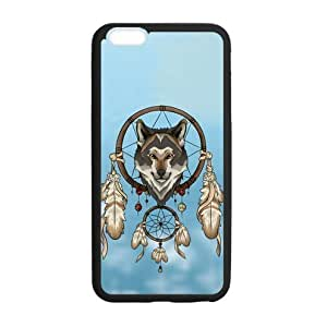 Beautiful Dreamcatcher Plastic and TPU Case Cover for iPhone 6 Plus 5.5 Inch (Laser Technology)