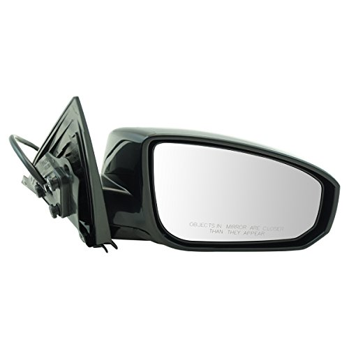 (Power Heated Side View Mirror Passenger Right RH for 04-08 Nissan Maxima)