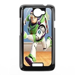 HTC One X Cell Phone Case Black Buzz Lightyear Toy Story 3 Rjpkv