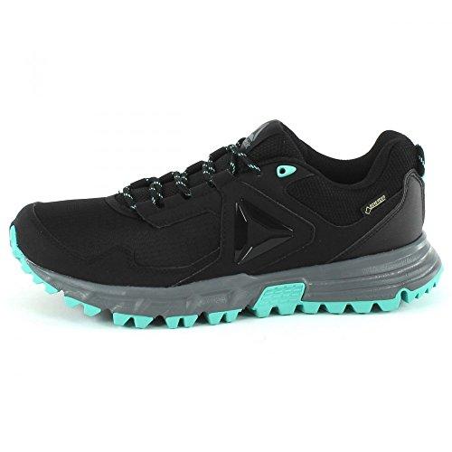 0 black Negro 000 5 alloy Zapatilla Reebok turquoise Women's Sawcut Gore Senderismo tex Ss18 Para PE66w4qv