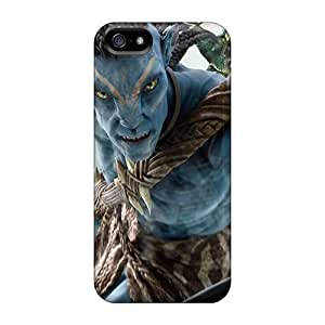 Ideal NikRun Case Cover For Iphone 5/5s(avatar The Game Screen), Protective Stylish Case