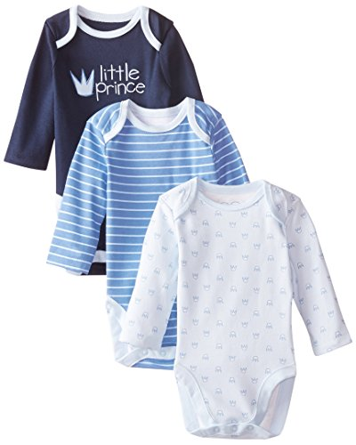 The Children's Place Baby Boys' 3 Pack Bodysuit