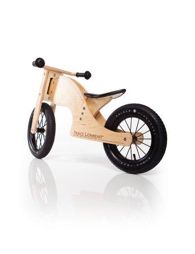 Prince Lionheart Chop Balance Bike, Natural by Prince Lionheart (Image #2)