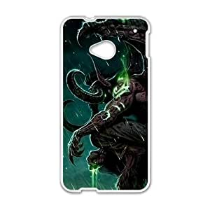 Happy Monster Hot Seller Stylish Hard Case For HTC One M7