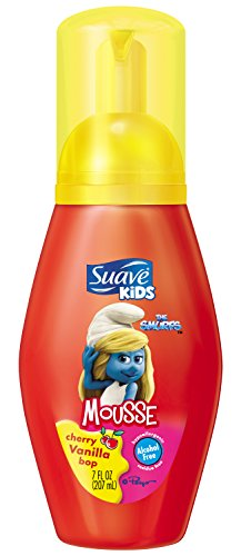 Suave Suave Kids Cherry Vanilla Bop Mousse, 7 Ounce (Pack of 3)