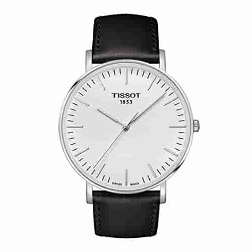 Tissot Men's Everytime Large - T1096101603100 Silver/Black One Size
