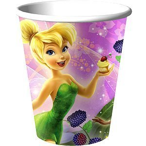Tinker Bell 'Tink's Sweet Treats' Paper Cups (8ct) by Hallmark