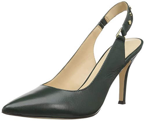Nine West Francina Damen Grünes Leder