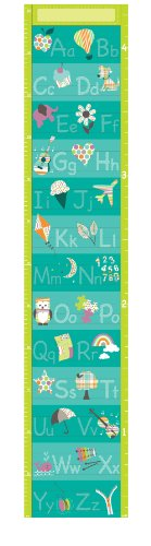 alphabet chart with pictures - 2