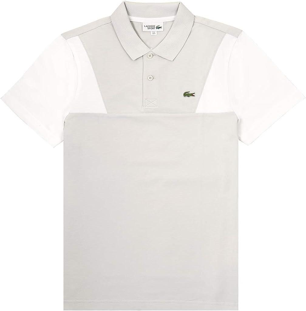 Lacoste YH3463-DWH - Polo de Manga Larga para Hombre (algodón ...