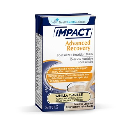 Impact Advanced Recovery Vanilla Brikpak