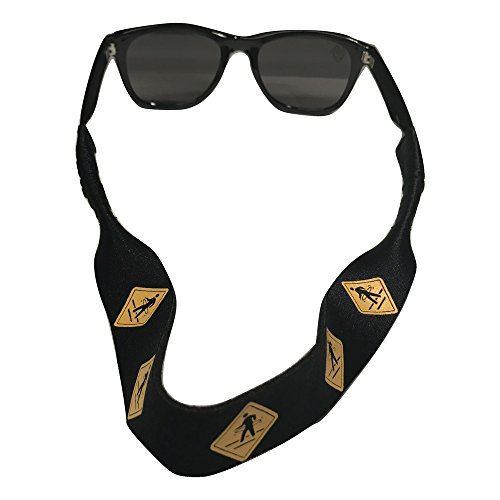 My Sunnies Croakies String Cheese Incident Hula Hoop Pedestrian Eyewear Retainer (XL) by My Sunnies