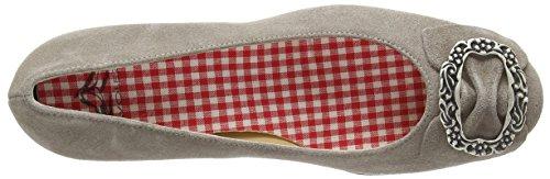 DiavolezzaCATIA - zapatos de tacón cerrados Mujer Beige - Beige (Taupe)