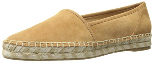 Frye Womens Lee A Line Mocassino Sabbia