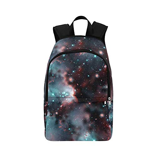 Unisex Casual Backpack Dynomite Travel Backpack School Bag Travel Daypack