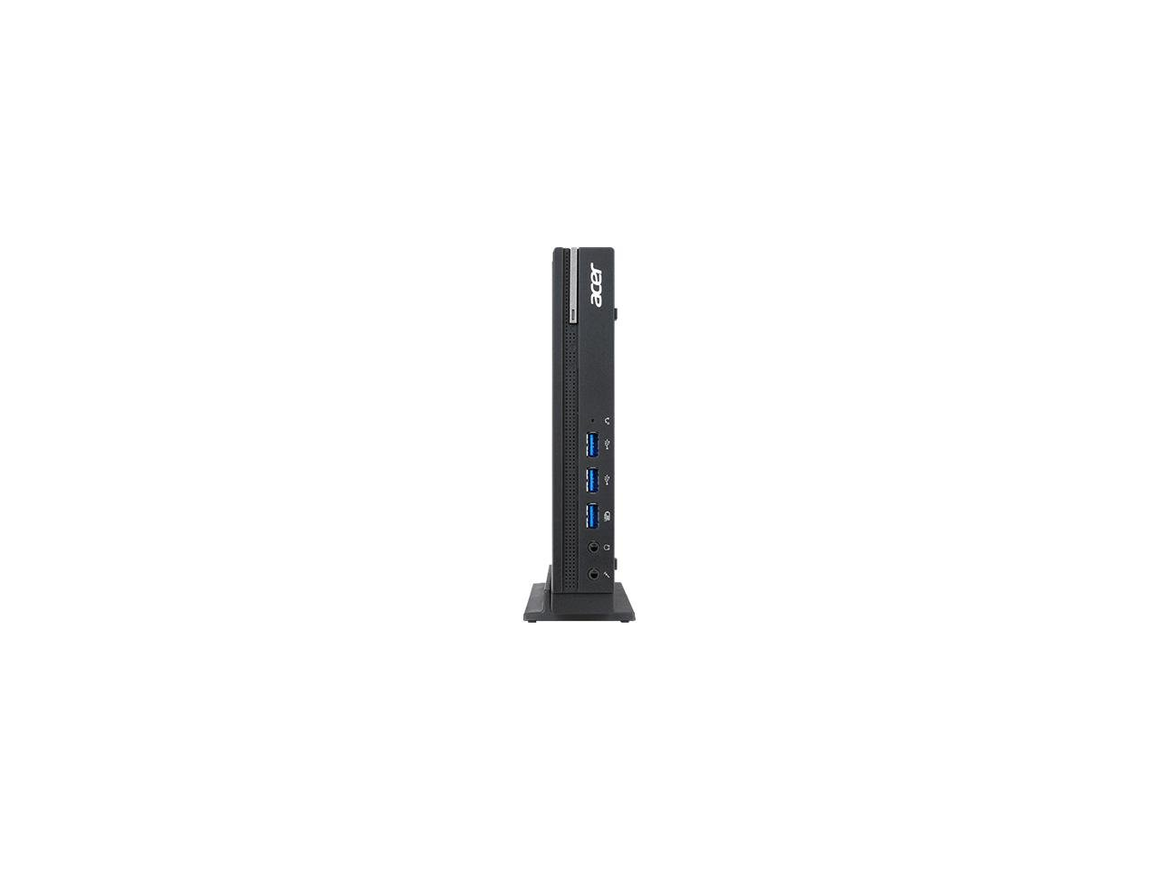 2017 Newest High Performance Acer Veriton N Small Form Factor Business Desktop - Intel Quad-core i7-6700T Up to 3.6GHz, 16GB DDR4, 1TB HDD, 1-Liter Design, Win 7/10 Pro (USB Keyboard/Mouse Included)