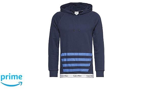 Calvin Klein - Sudadera con Capucha - para Hombre Azul Blue (8sb ...