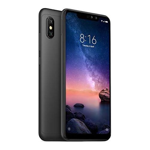 chollos oferta descuentos barato Xiaomi Redmi Note 6 Pro Smartphone de 6 26 Dual SIM 12 MP 4 GB RAM 64 GB Memoria Negro