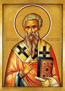 St James the Apostle Icon