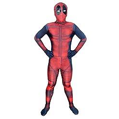 - 41iat90OuML - Love 3D Style Kids Zentai Halloween Unisex Lycra Spandex Cosplay Costumes