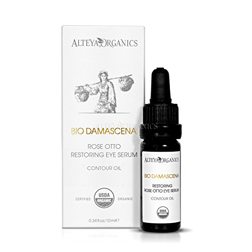Alteya Organics USDA Organic BioDamascena Eye Serum