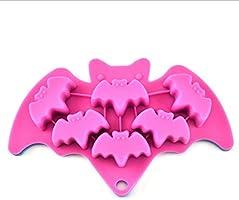 VPlus - Molde para bate de Halloween, diseño de calavera, 2 ...