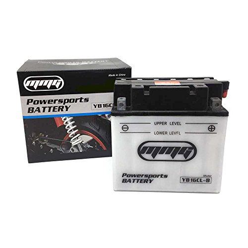 MMG YB16CL-B 16CL-B Heavy Duty 12v Battery Personal
