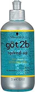 product image for Got2b Spiked Up Gel 8.5-Ounce Bottle (Pack of 3)